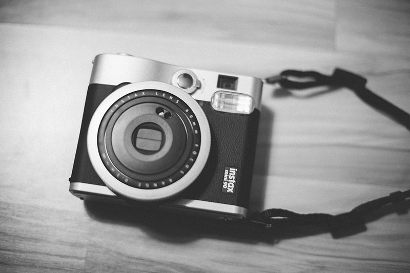 Fujifilm Instax Mini 90 Camera: The Unboxing