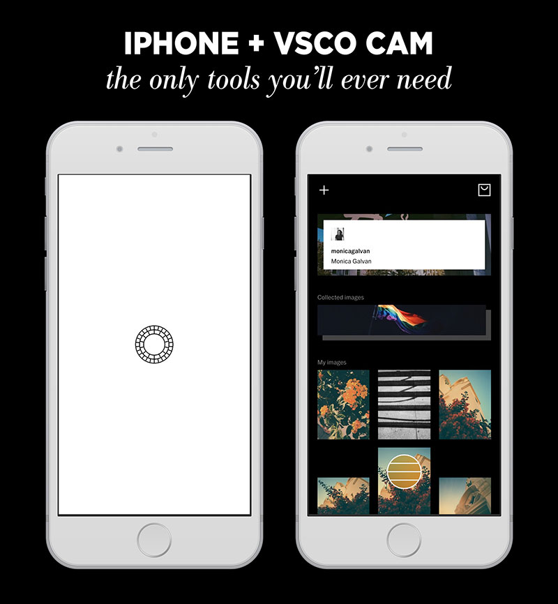 iPhone + VSCO Cam: The only photography tools you'll ever need