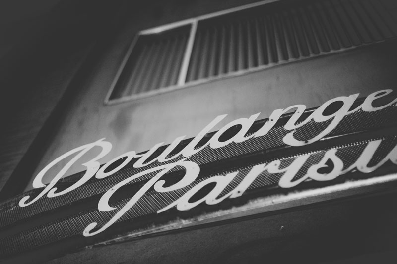 Types of Signage Photography: Script