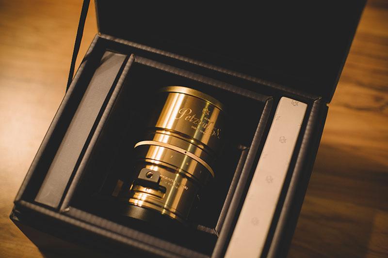 Lomography Petzval 58 Art Lens