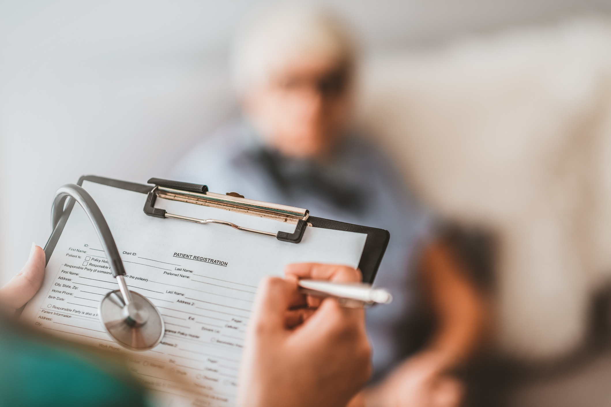 One - Fill out a brief questionnaire to help us get to know you and your treatment goals. We'll provide you with some pre-filled forms for your doctor.