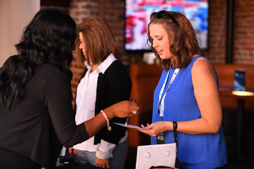 Event Recap - Behind the scenes of the NCAA After the Game Networking Event