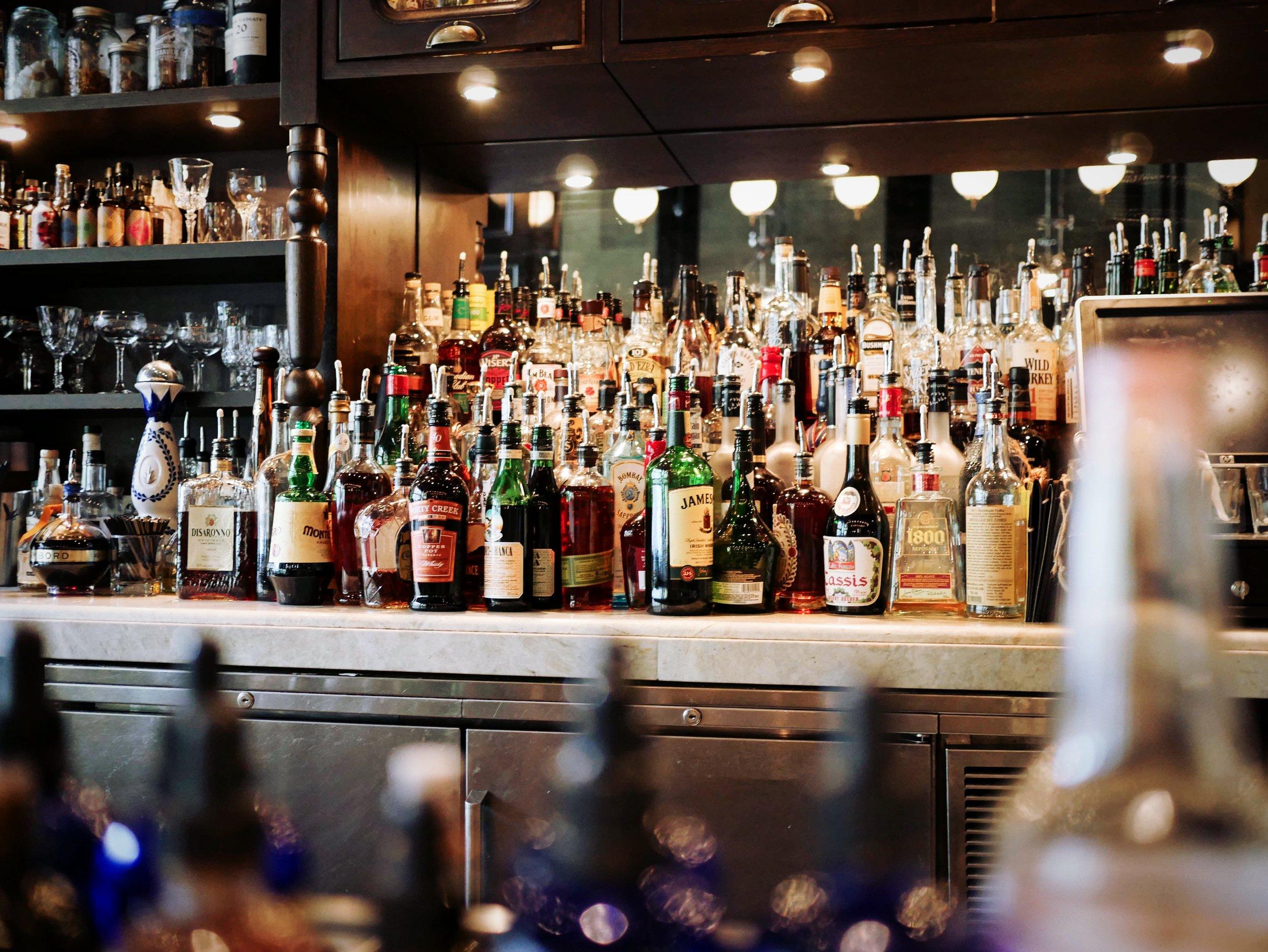 - Bar Concept & Design