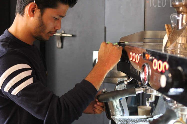 Koinonia Coffee Roasters   66, Dr BR Ambedkar Rd,  Chuim Village,  Khar West,  Mumbai, Maharashtra 400052