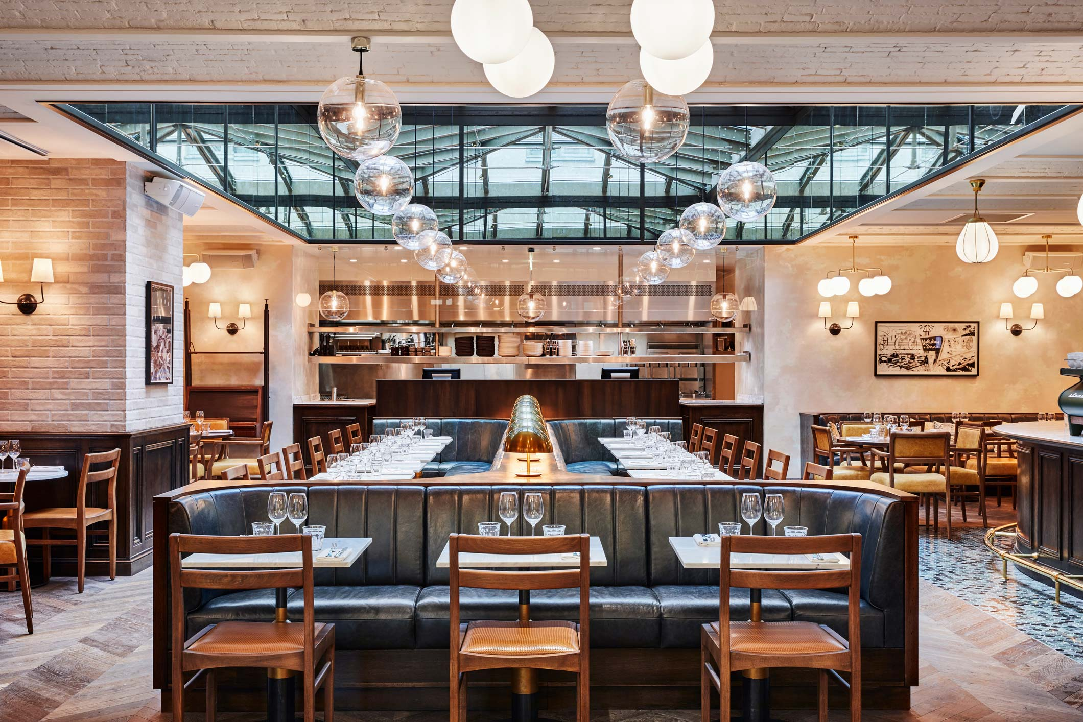 Image - Rivié at The Hoxton, Paris serves breakfast to hotel guests and locals alike as is as much a part of the local