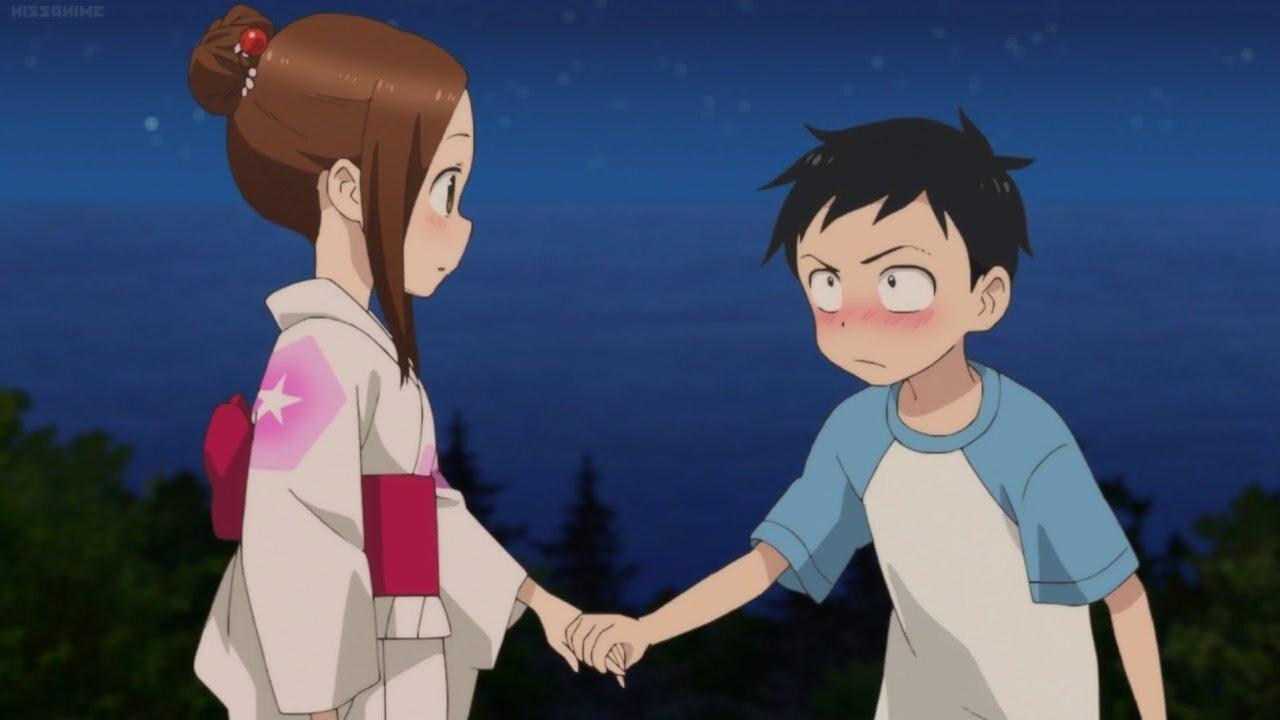 Teasing Master Takagi-San Season 3