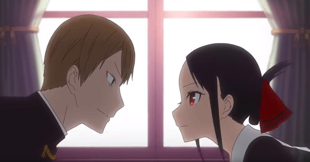 Is Kaguya Sama Love Is War A Good Anime To Watch The Boba Culture