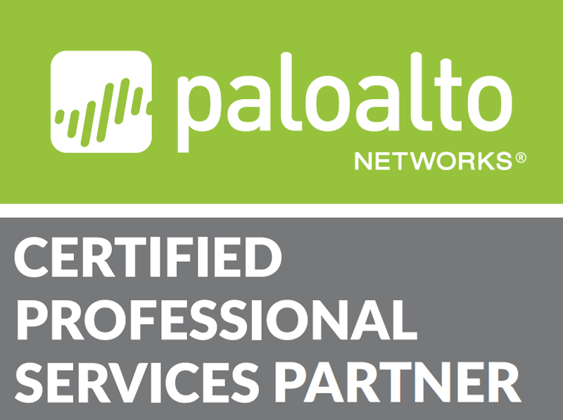 Palo Alto Networks Certified Professional Services Partner