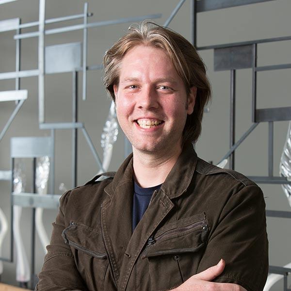 Aric Wanveer - Co-Founder, Expert Fabricator and Metal Artist
