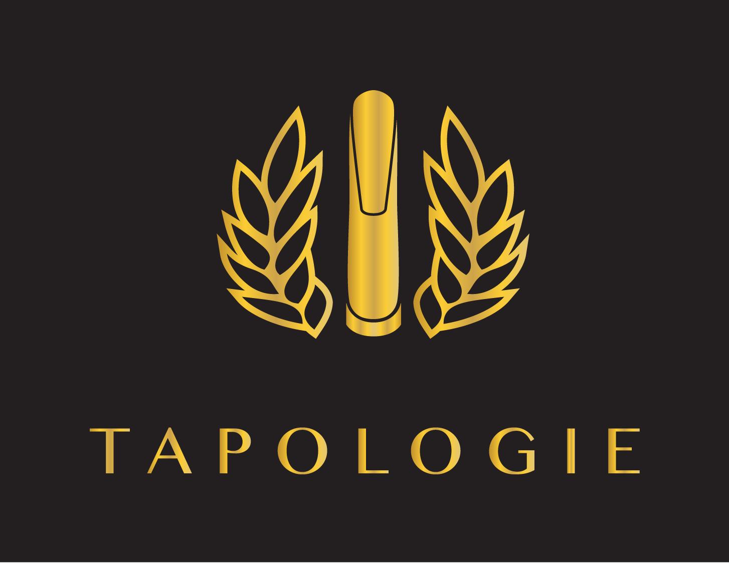 Tapologie Logo - Black