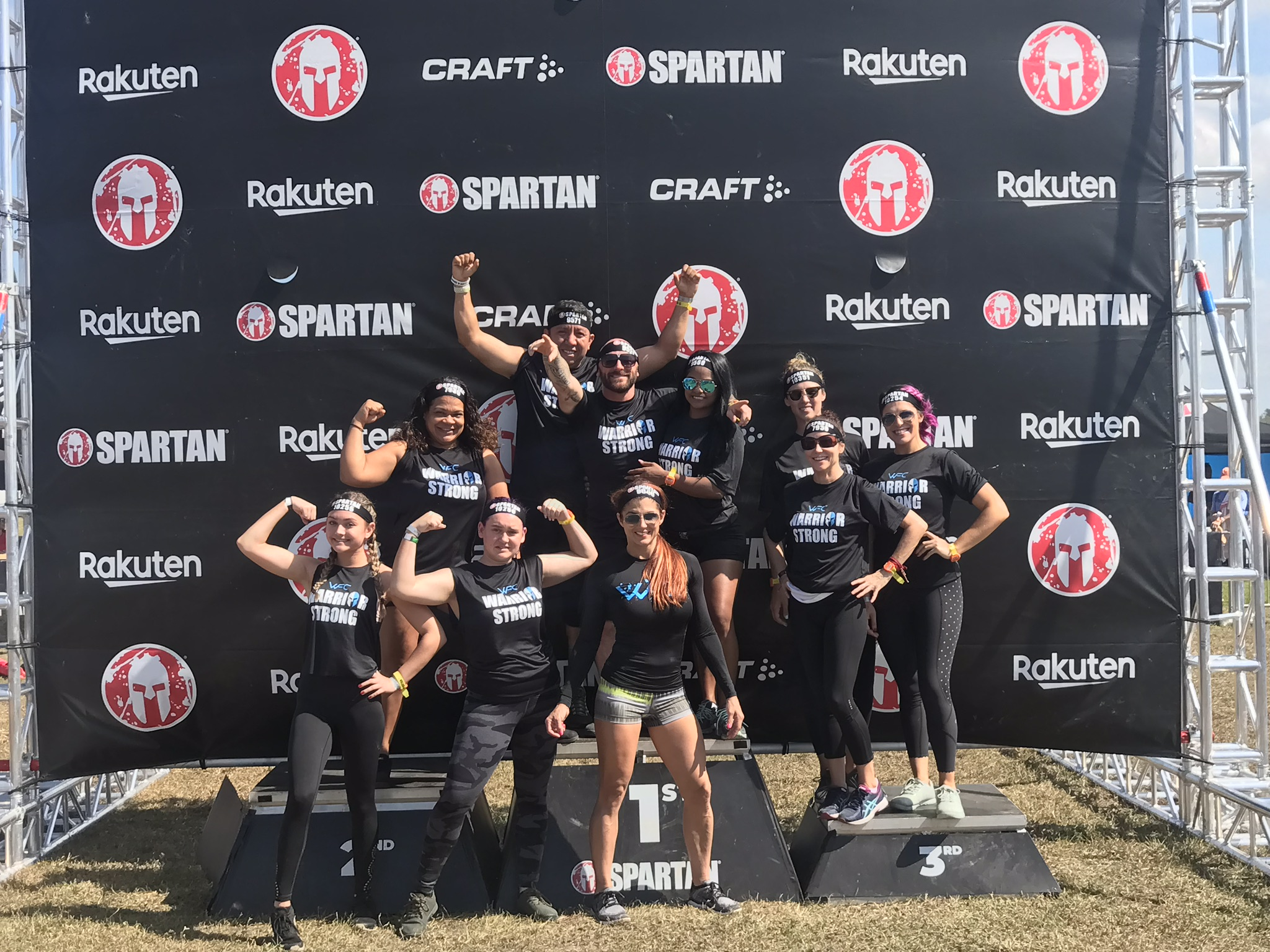 Spartan SGX OCR Training - Davie's Premiere OCR Training Camp. Whether you're an elite racer or a beginner to fitness, we have the coaches and classes for you to have fun and be challenged! Warrior Fit and Spartan SGX provides you with a unique way to take charge of your fitness goals and keep things interesting with a variety of exercises not found at your typical gym. This is a great way to workout with your friends and loved ones, or if you're looking for like minded good people this is the place for you!Spartan SGX is a program designed to create an exhilarating and community driven group atmosphere of fitness, nutrition, and performance that optimizes individual performance in Spartan Races, as well as daily life. You will run, jump, climb, push, pull, throw, stretch, breathe and sweat to build both mental and physical endurance and stamina and you will do so in an environment that challenges you to achieve goals you never thought possible.