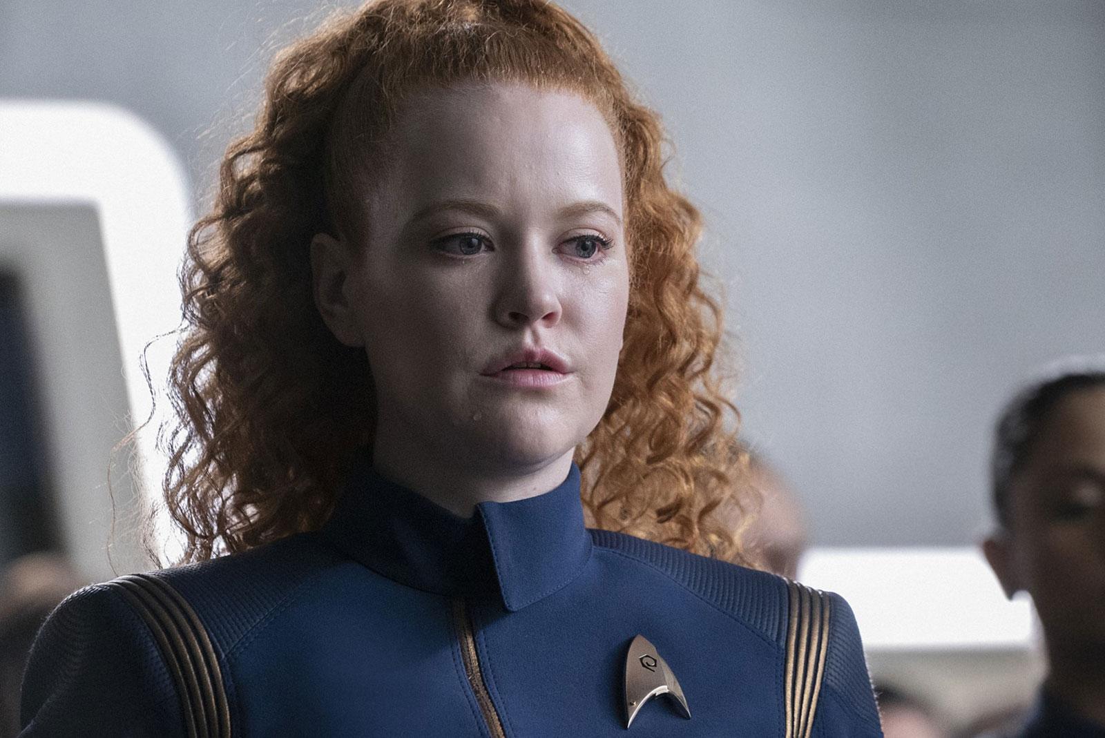Tilly! - É normal que Jornada nas Estrelas tenha personagens de apelo mais cômico para dar aquela aliviada. Em Discovery esse papel é da atriz Mary Wiseman!