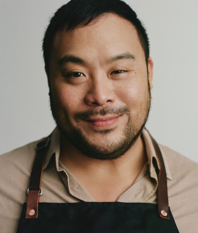 David Chang - Quem resiste a uma comida desse cara?