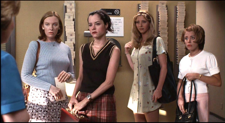 Quatro Garotas… Uma grande confusão (1997) - Sim, esse filme tem Toni Collette, Parker Posey e Lisa Kudrow. De nada!