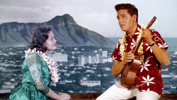 Elvis havaiano