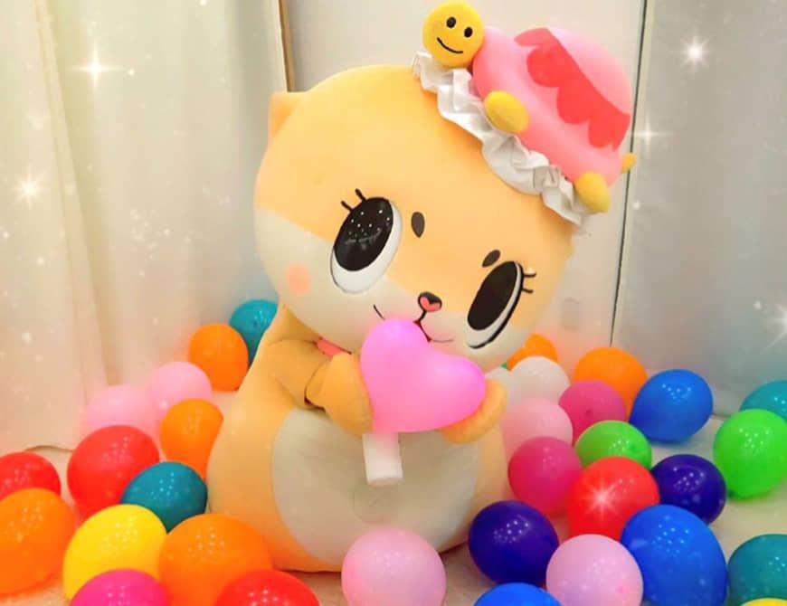 Chiitan - O mascote de Susaki é completamente retardado