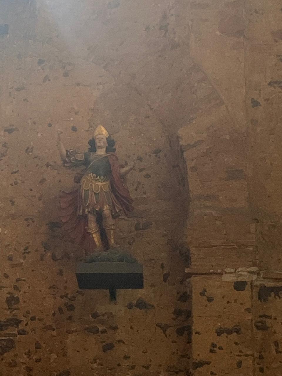 São Miguel Arcanjo - No Museu de Arte Sacra