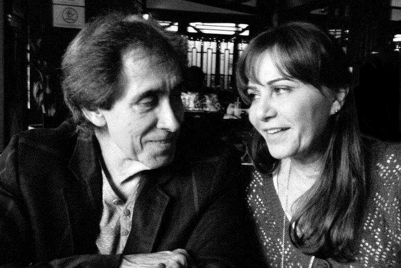 Odair e Jane se casaram em 1984. Essa foto é de 2014, quando eles comemoram 30 anos de casados!