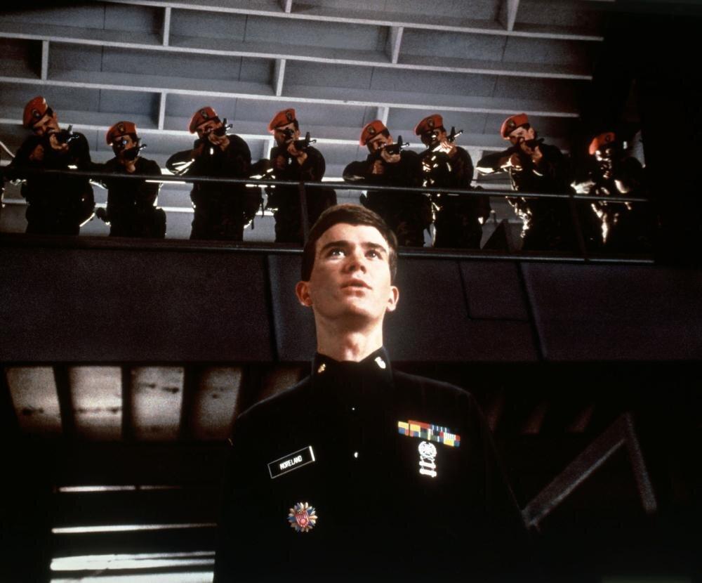 Timothy Hutton em  Toque de Recolher  (1981): o primeiro filme do Brat Pack segundo Blum