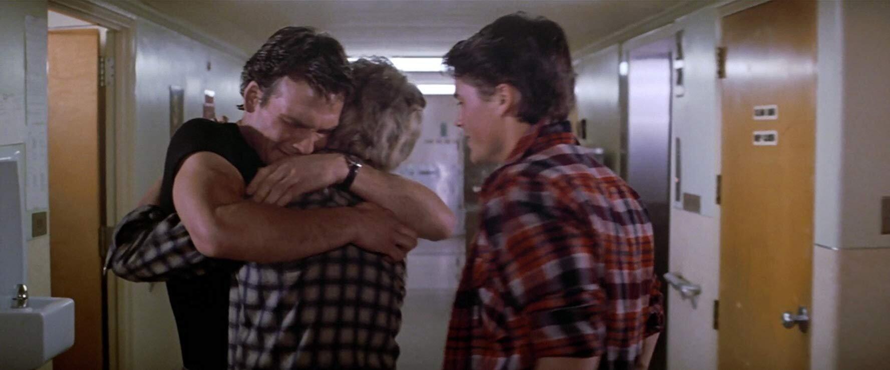 Darrel, Ponyboy e Sodapop: família