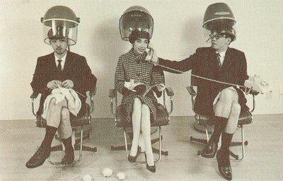 Keitarō Takanami, Maki Nomiya e Yasuharu Konishi , que se convencionou como a formação clássica do Pizzicato Five