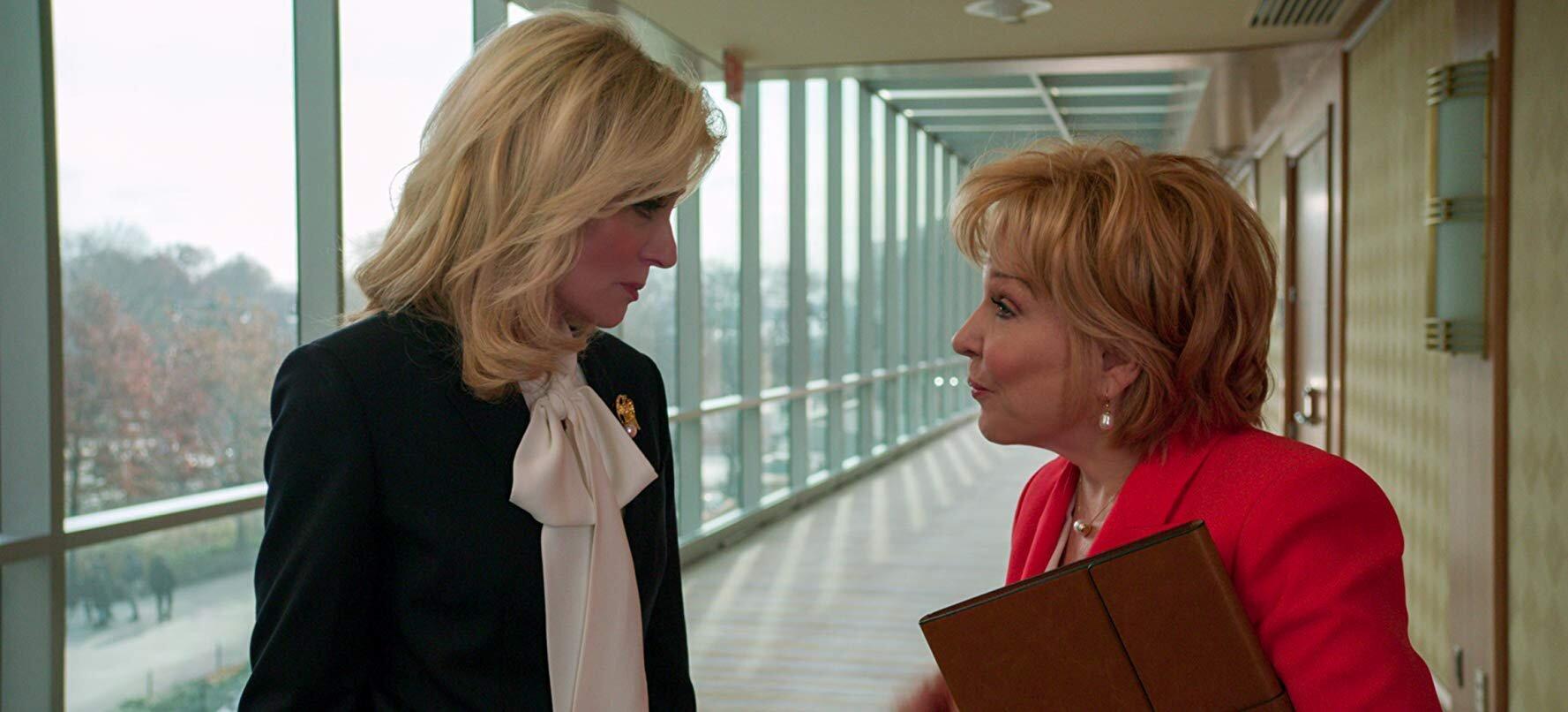 E o último capítulo… - Judith Light e Bette Midler em uma série de Ryan Murphy? Certo: TÔ DENTRO!