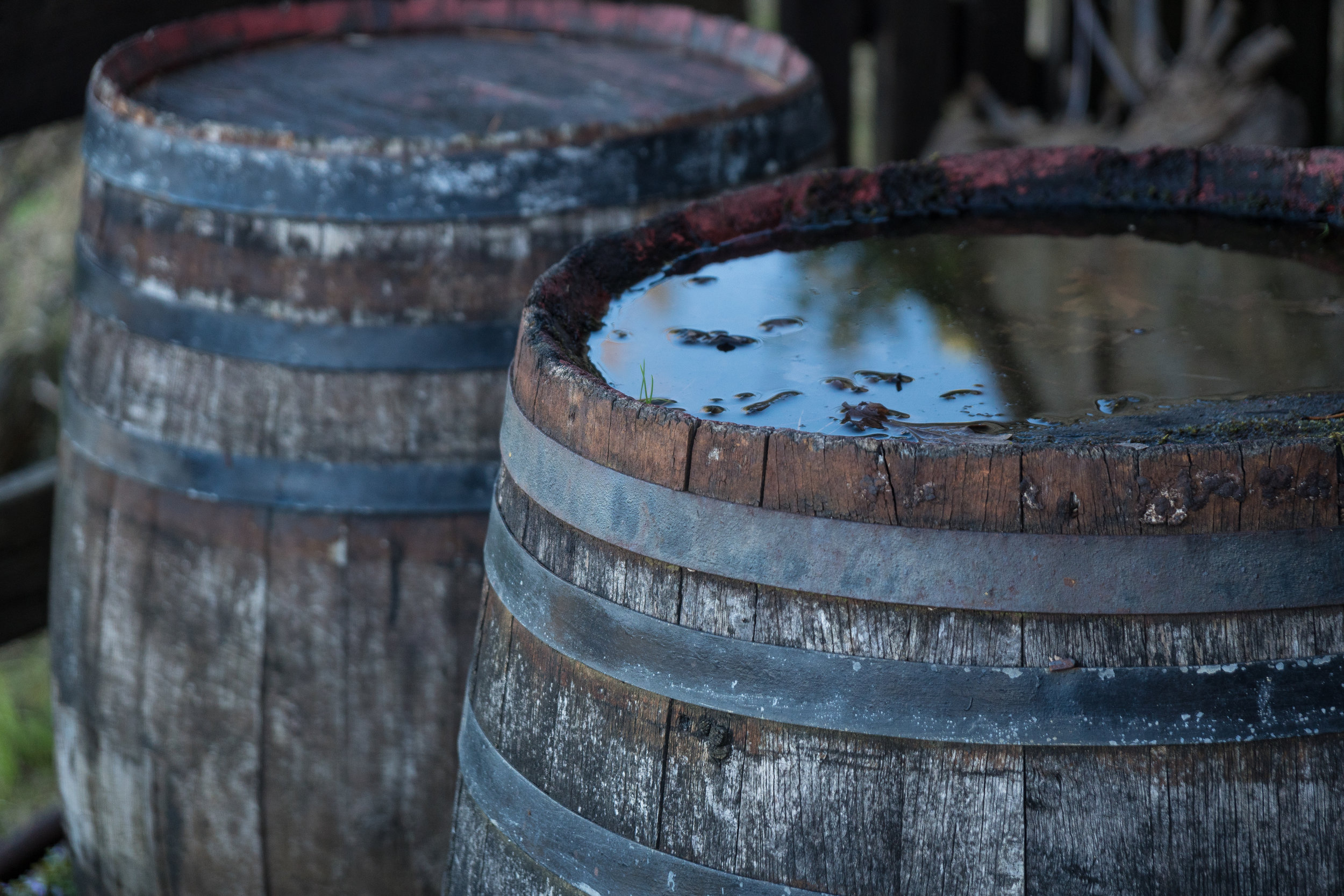 Handcrafted Fountain Pens From Pitlochry Whisky Barrels -