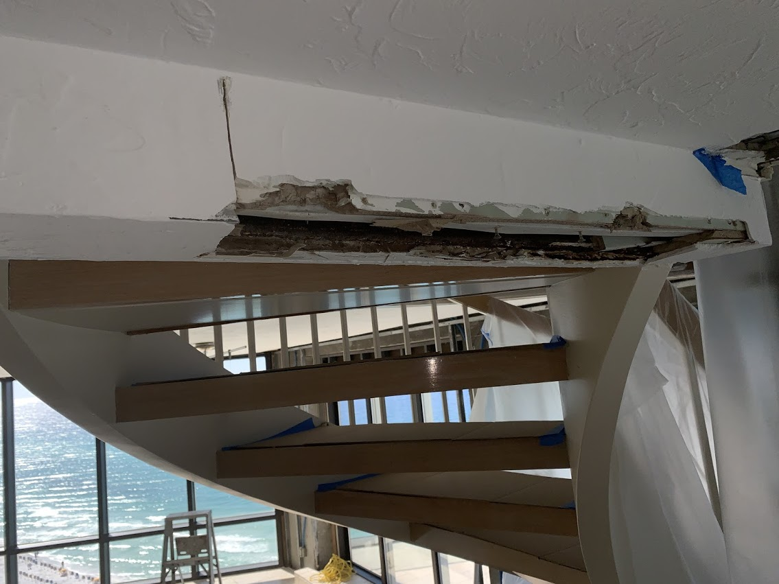 Water damage repair in Florida