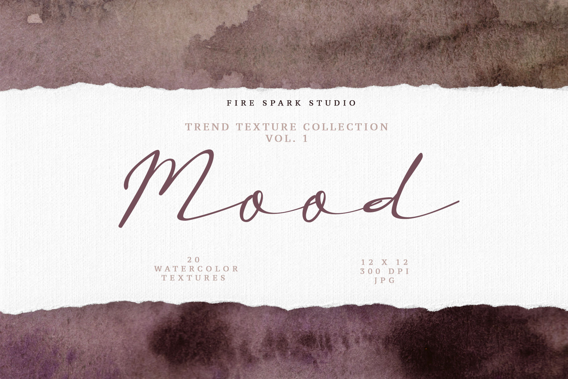 Mood Trend Texture Collection Vol. 1 - $10+