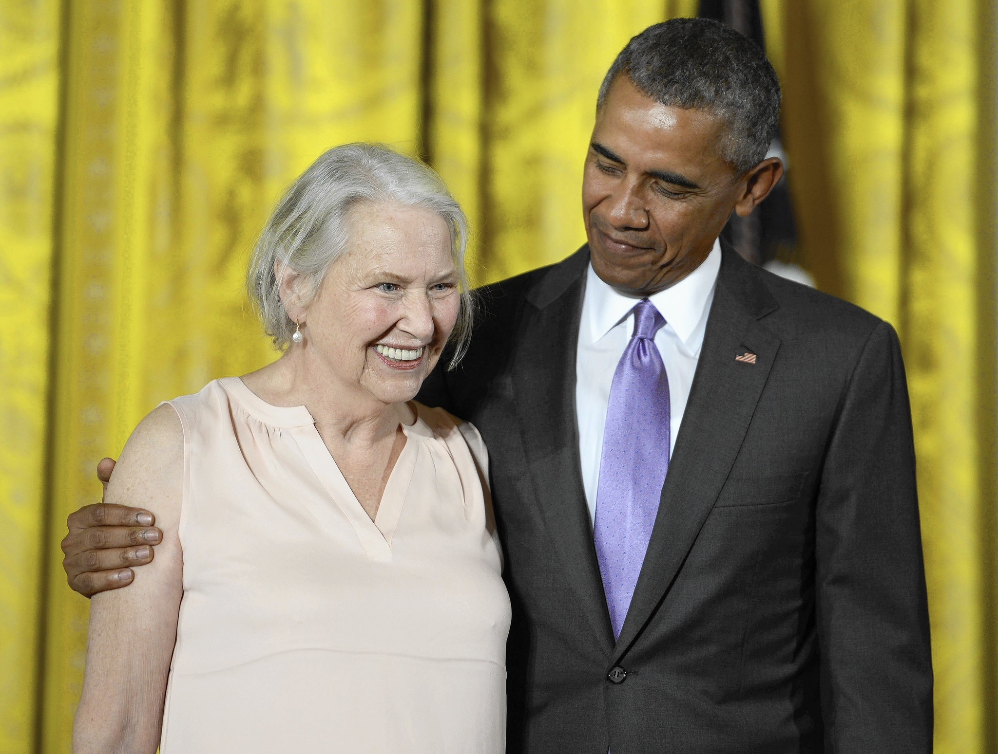 Annie Dillard, Queen of the Living