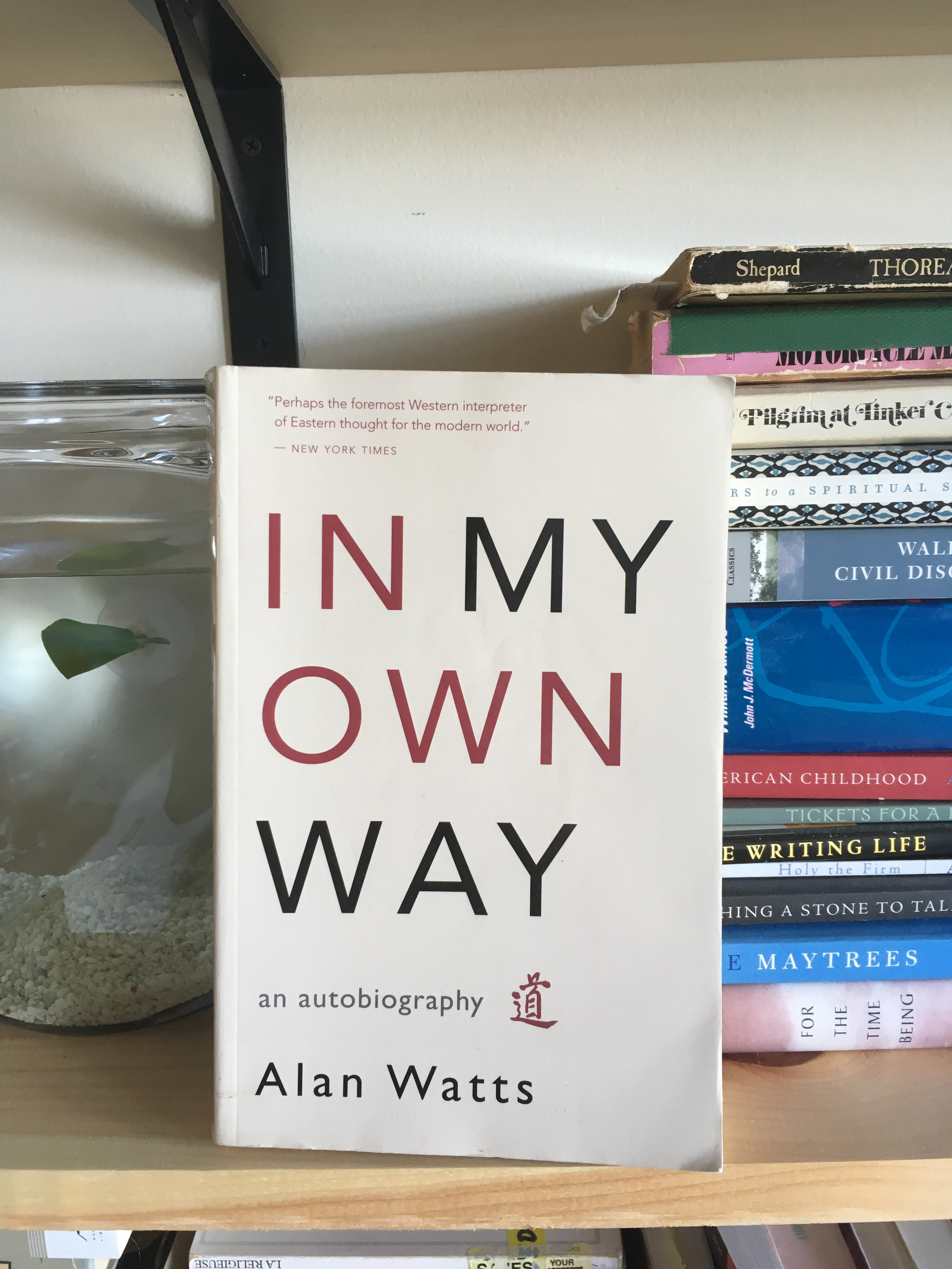 In My Own Way - Alan Watts