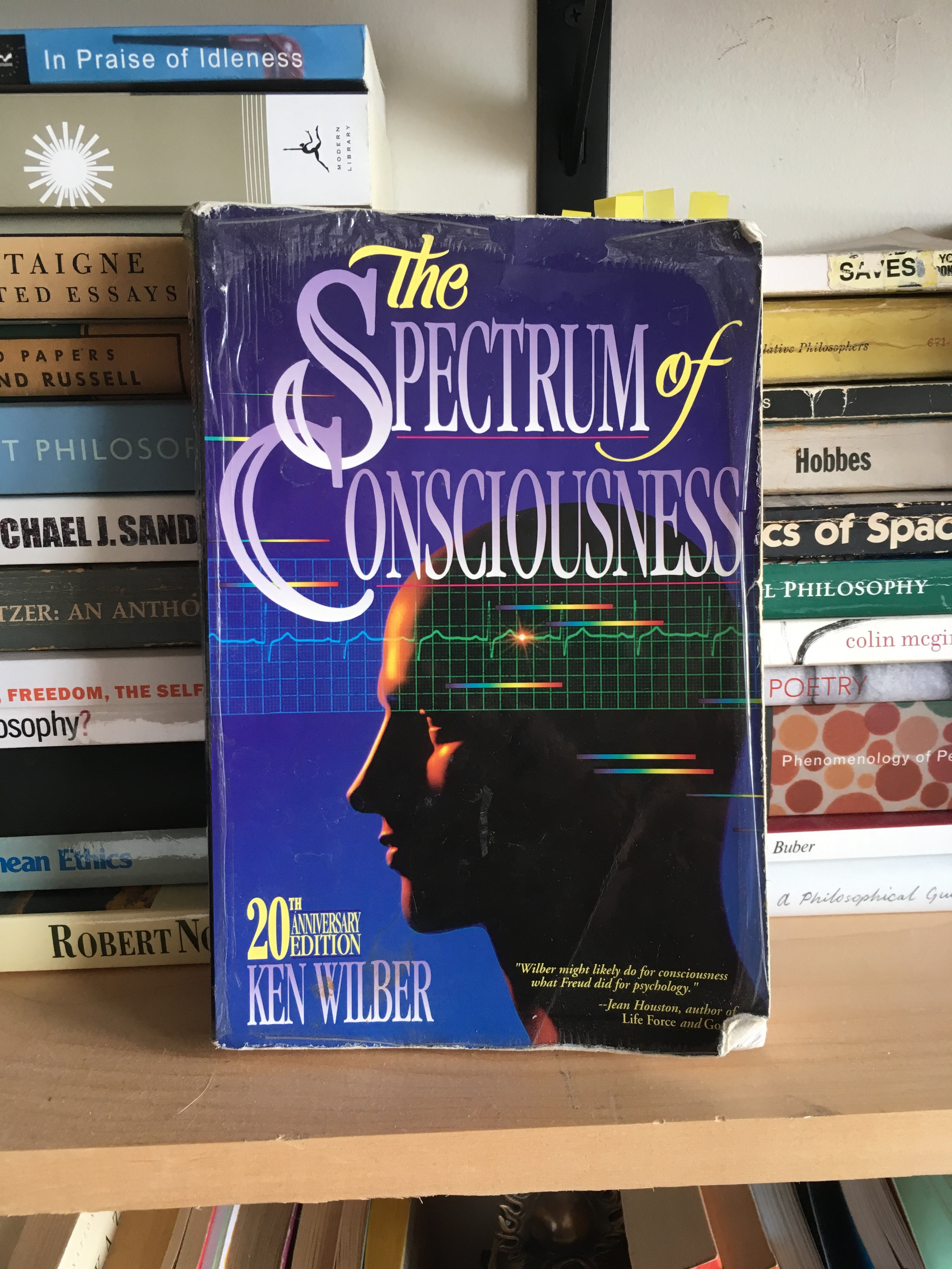The Spectrum of Consciousness - Ken Wilber