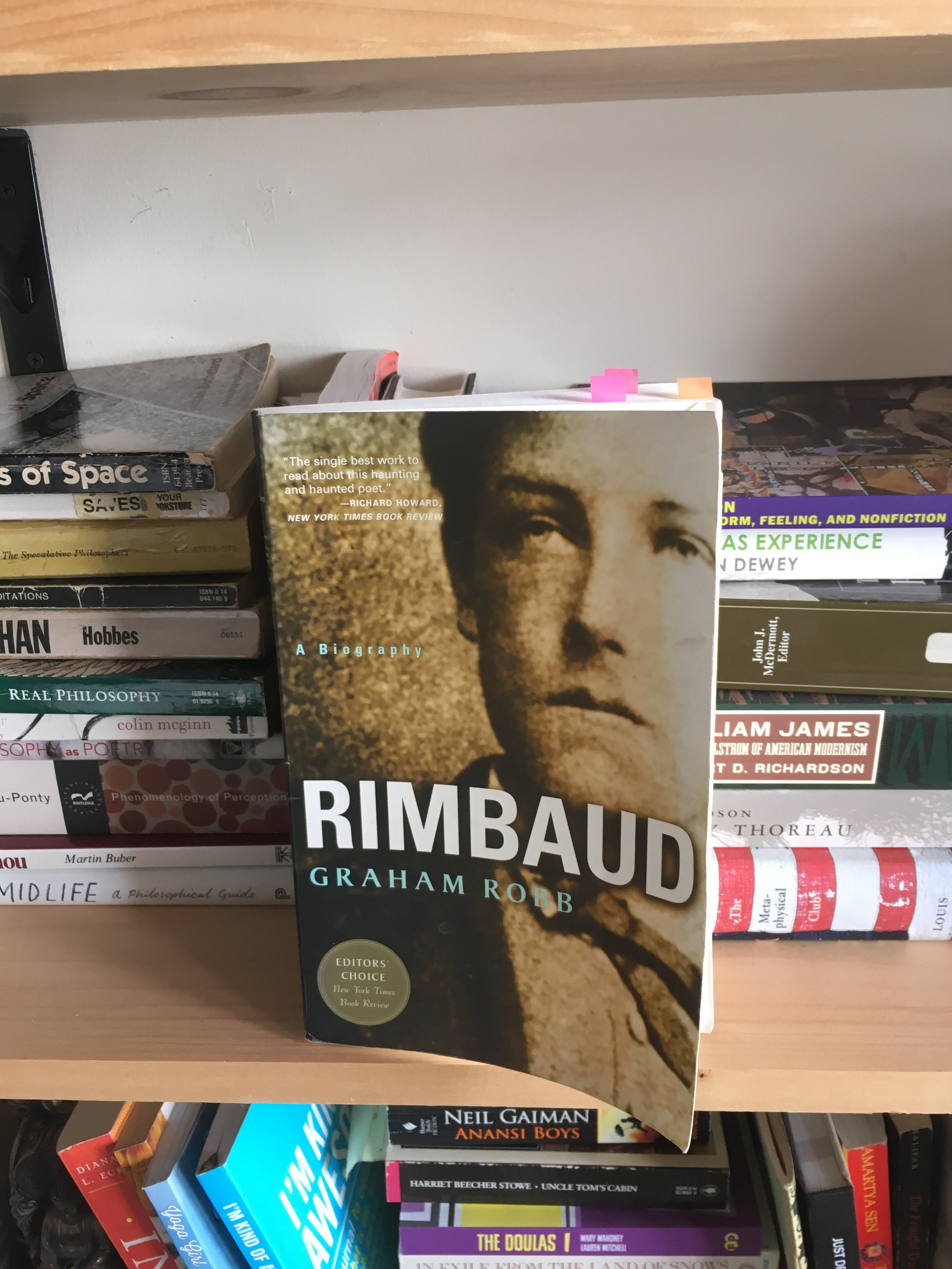 Rimbaud: A Biography - Graham Robb