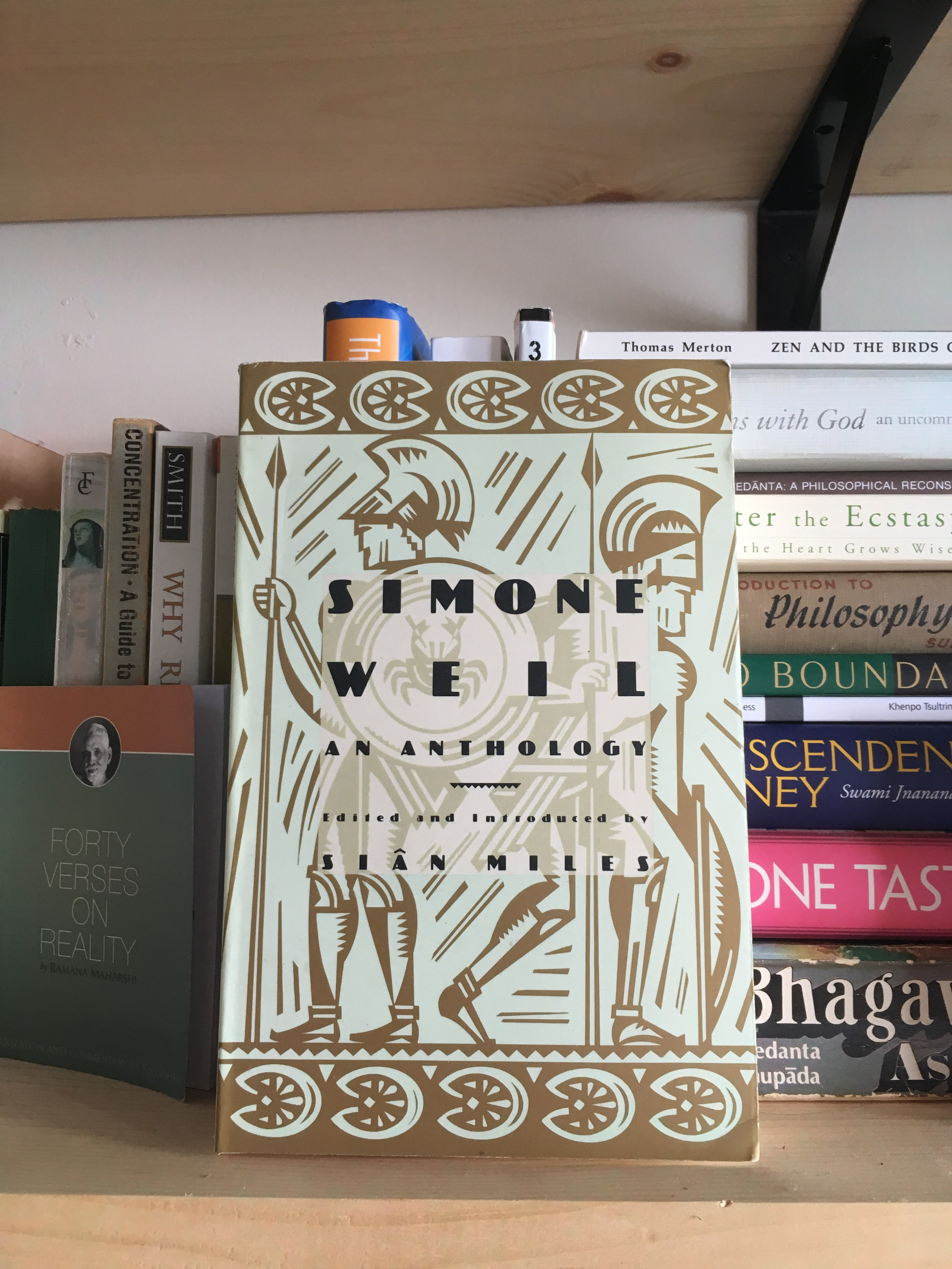 Simone Weil: An Anthology - Siân Miles