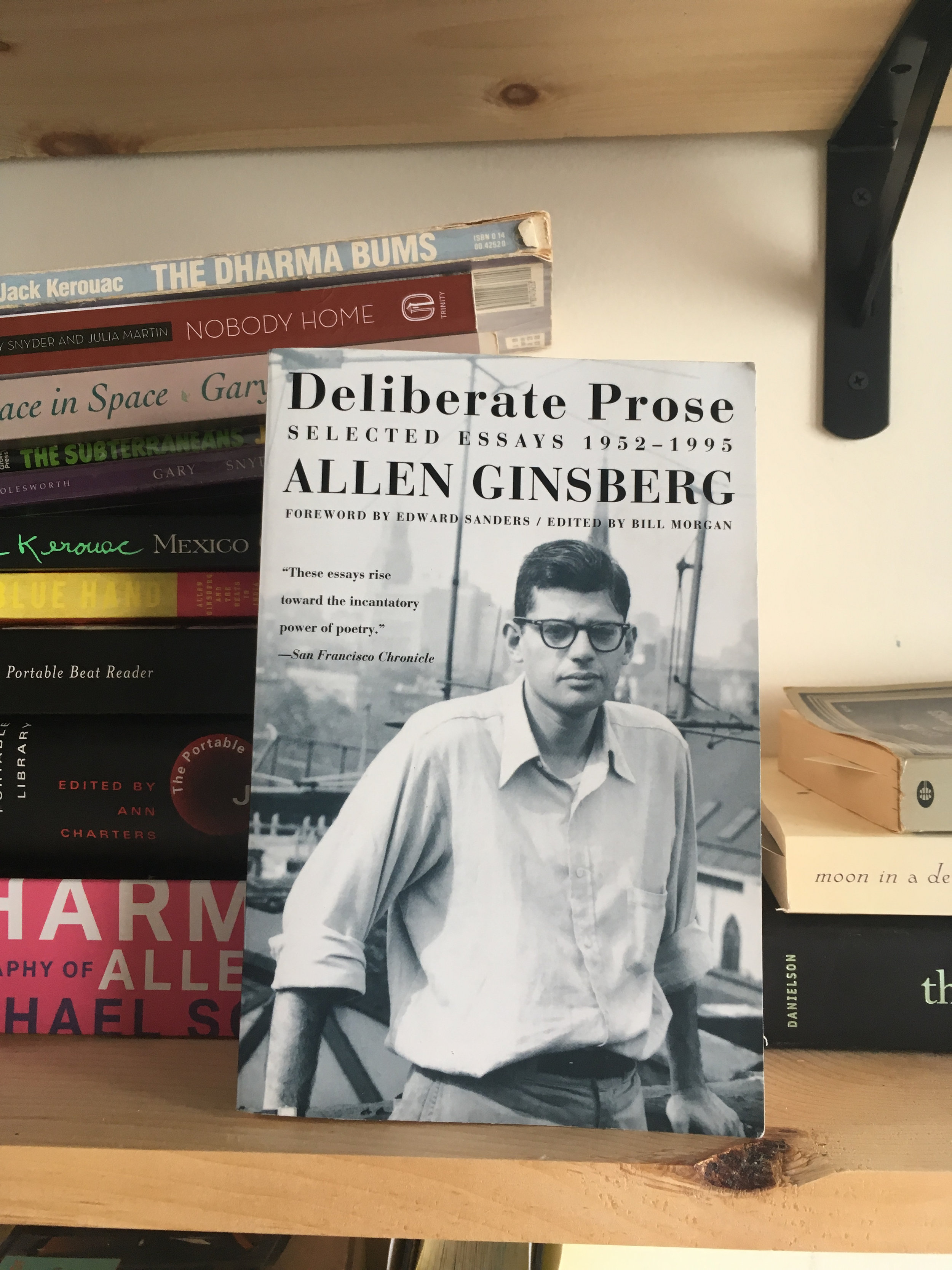 Deliberate Prose: Selected Essays 1952 - 1995 - Allen Ginsberg
