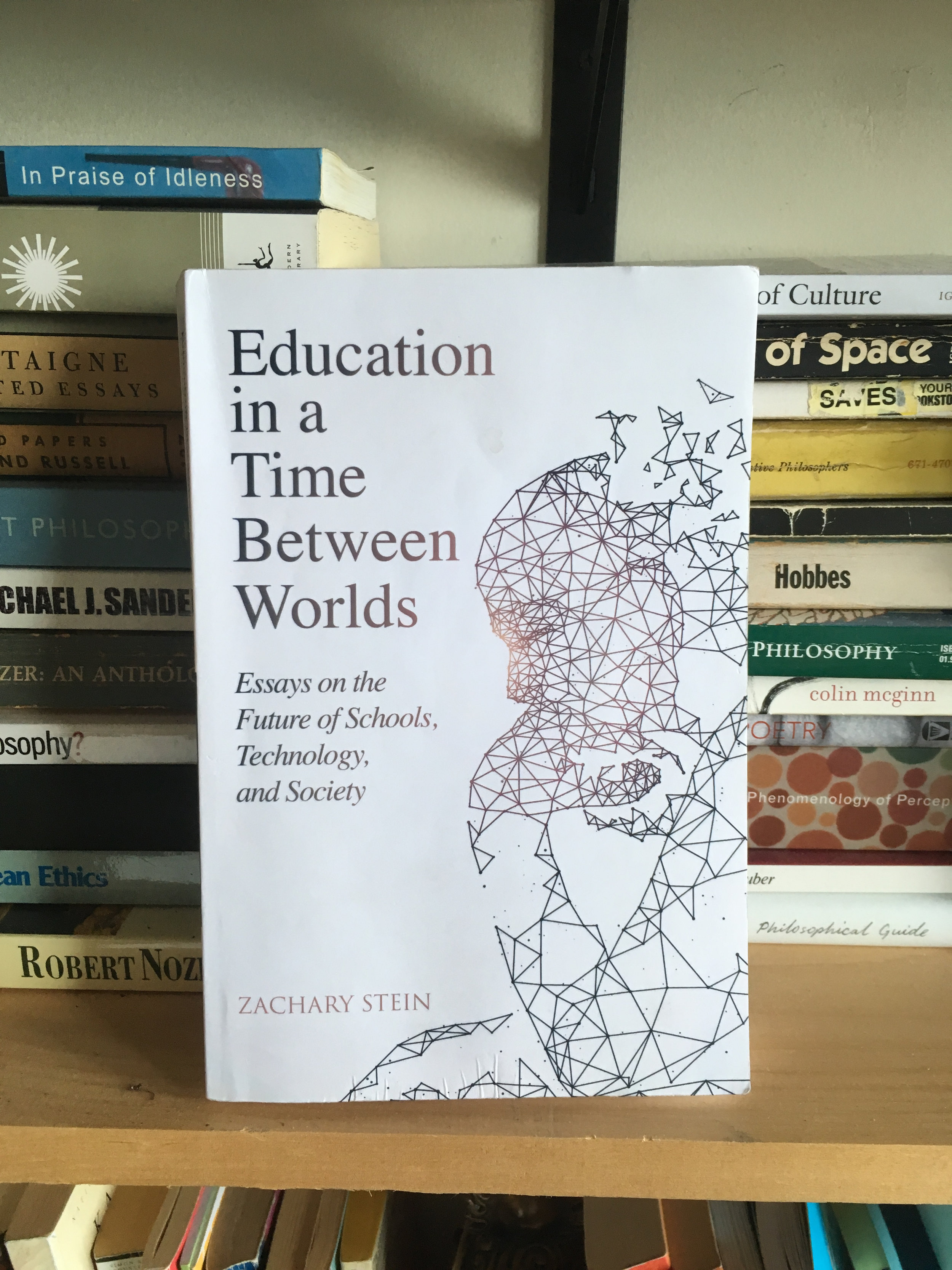 Education in a Time Between Worlds - Zak Stein