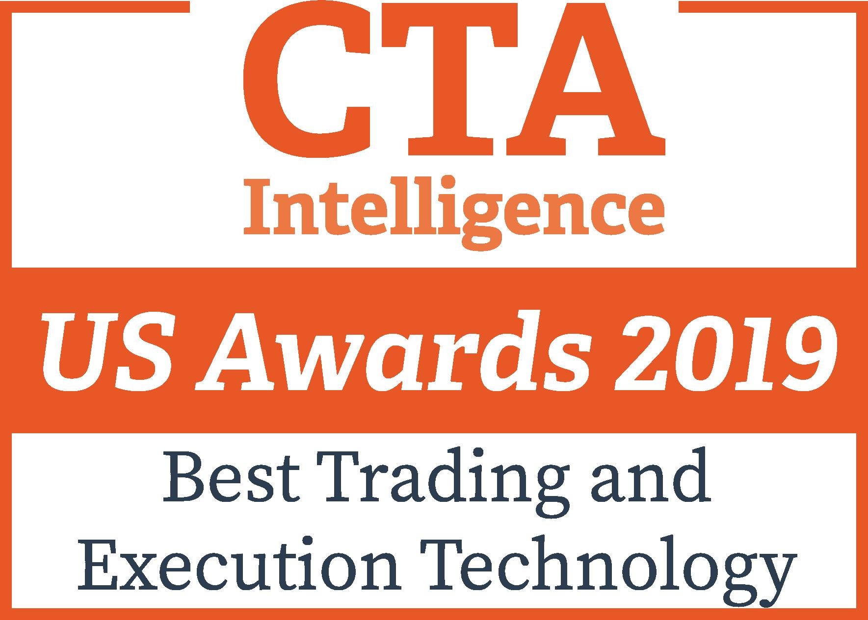 CTA Intelligence US Awards 2019 Best Trading Execution Technology Winner.png
