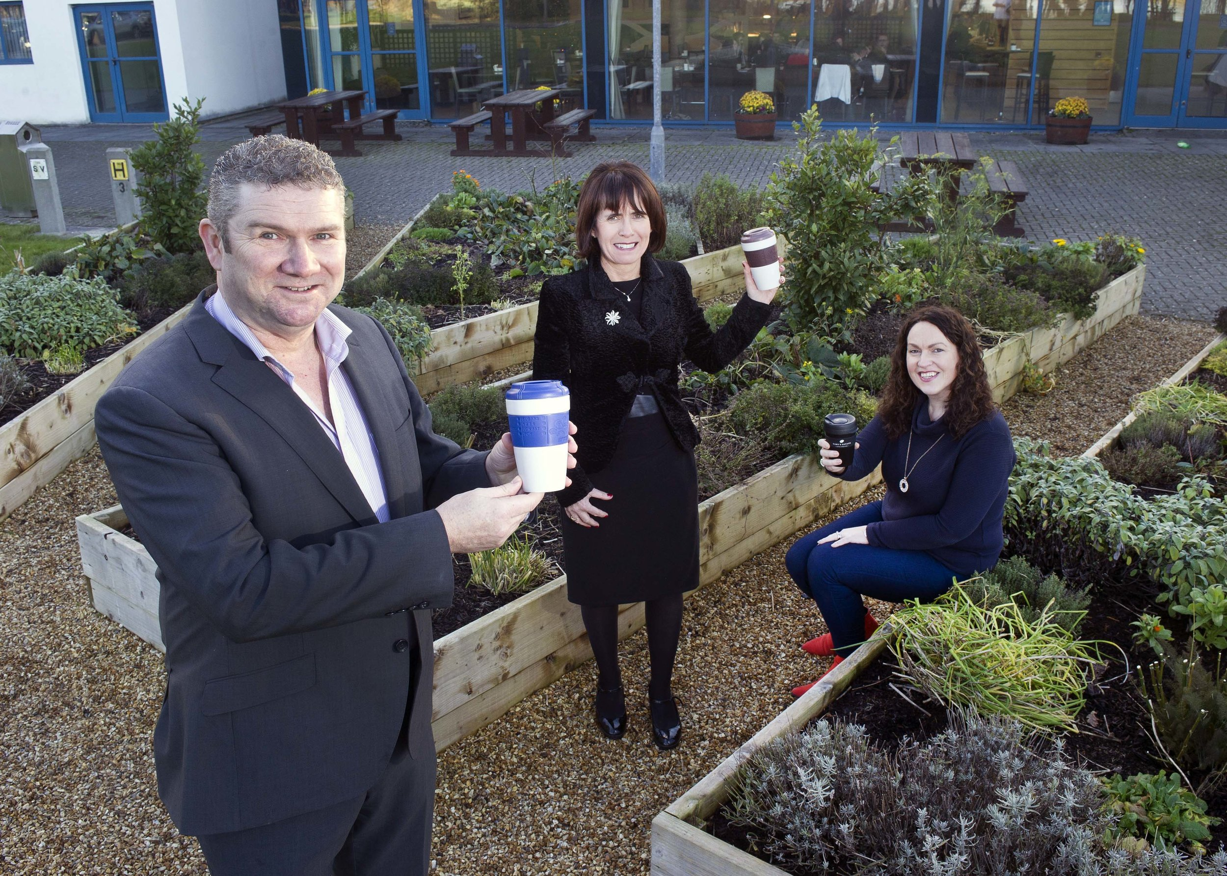 Over the last twelve months, the multi award-winning contract and event caterers have served a mammoth 25,000 hot beverages in reusable cups at NUI Galway