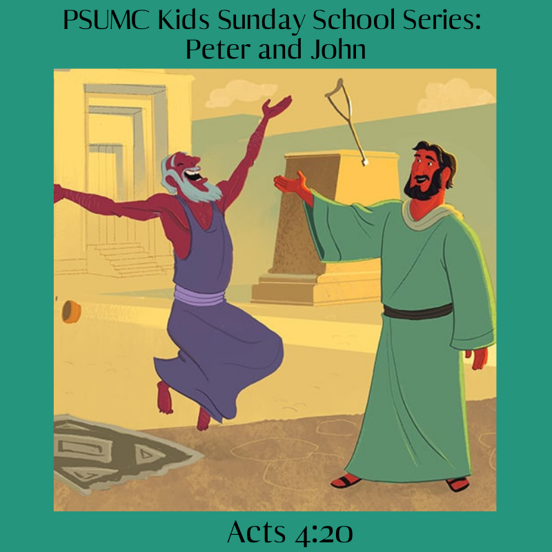 PSUMC Kids Sunday School Series_ Peter and John.png