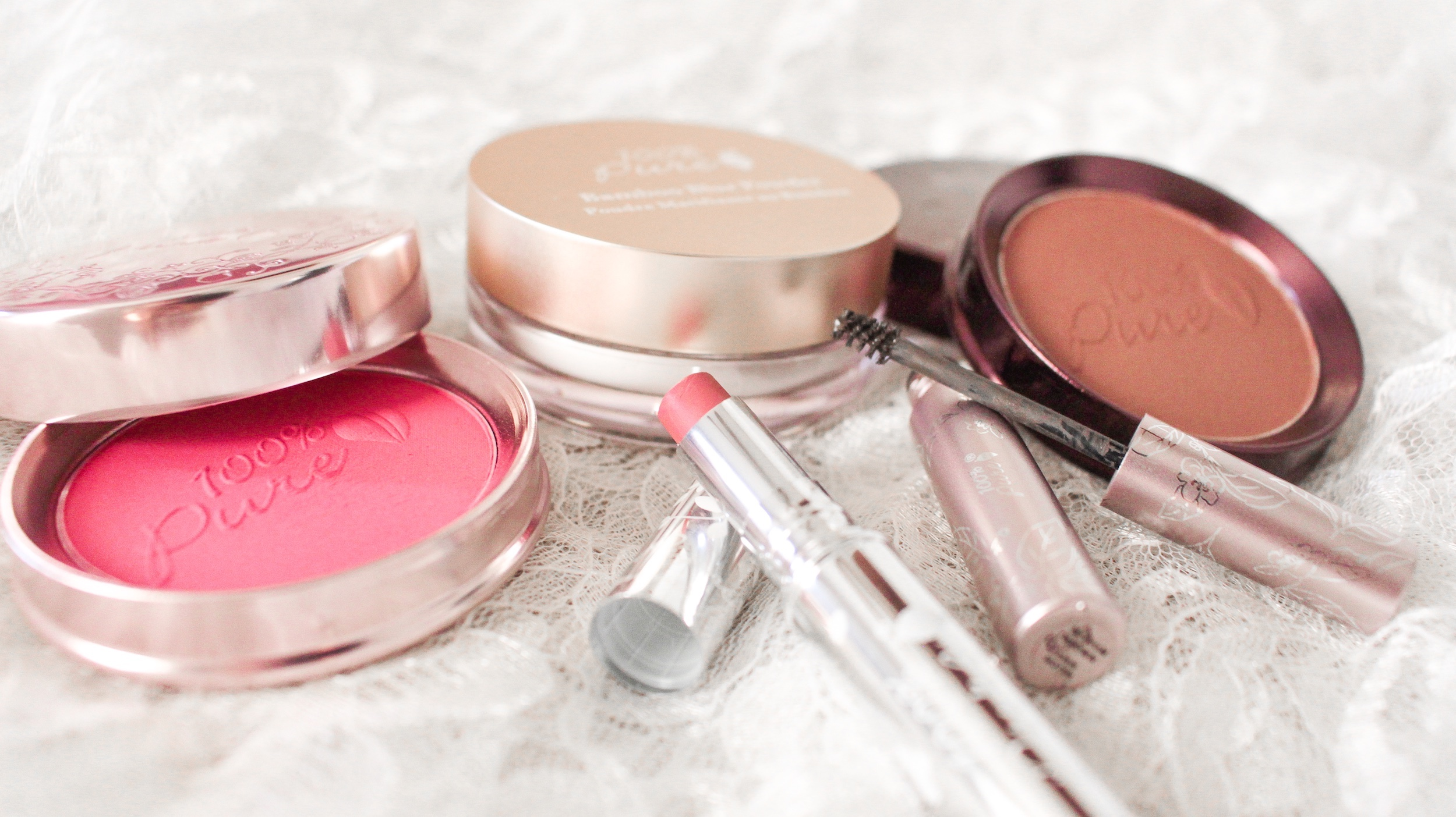 100 Pure Clean Makeup Review Are