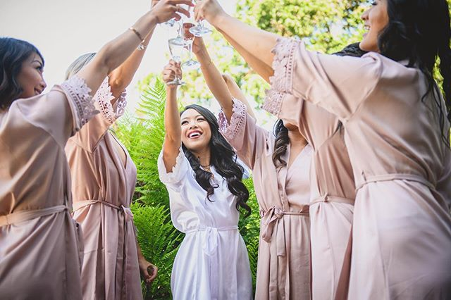 She's got the guy, but she'll always need her girls! 👯‍♀️ . . . #weddingvideography #weddingphotography #weddingplanning #californiawedding #westcoastbride #outdoorwedding #luxurywedding #bridetobe #bridalparty #weddinginspiration #stylemepretty #newlyweds #justmarried #weddinginspo #greenweddingshoes #weddingdress #goldenhour #bridalstyle #theknot #weddingwire