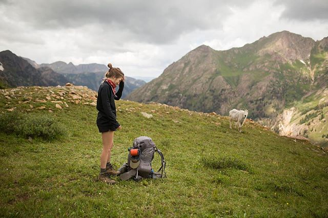 There's a ton to do outside in Dallas, but we all need a vacation every once in a while. Introducing Far Out Friday, where we highlight some of our favorite outdoor destinations for when you're really trying to get away.  Starting today with a snap from the Weminuche Wilderness. We took six days in August 2017 to hike a loop connecting two stops on the Durango & Silverton railroad. The hike was defined by seemingly non-stop rain (and our ill preparation for it), first experiences with high altitude hiking, and way-too-heavy packs. I got scared, frustrated, and exhausted, but with low lows come high highs, and I look back on the trip as a fun, transcendent experience on some of the most pristine trail I've ever walked.  Hiking in the San Juans is no joke, but if you're looking for a beautiful road-trip out of Dallas for a few days in the summer, there aren't many better places you can get in a day's drive. The views and wildlife are beyond worth enduring the difficult terrain and spontaneous bursts of hail - just make sure you're prepared for the weather you might face and give yourself some time to acclimate to the altitude before hiking.  Got a favorite spot to get away? Tag @outsidedallas for a chance to be featured.  photo by @camo_lot  #weminuchewilderness #faroutfriday #outsidedallas #outsidecolorado #sanjuannationalforest #durangosilvertontrain #mountaingoats #optoutside #rei1440project #coloradothunderstorms #dang