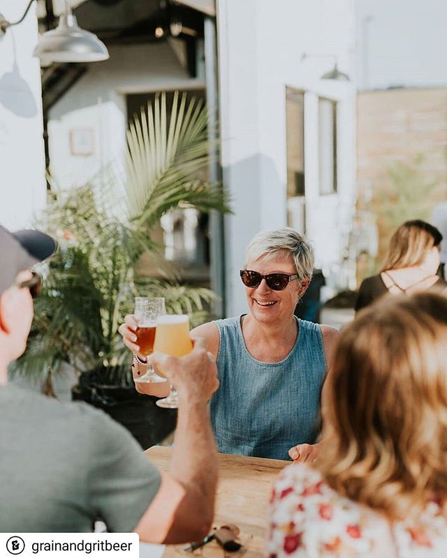 Come celebrate the end of summer and the start of the long weekend with us tonight @grainandgritbeer  #Repost @grainandgritbeer • • • • • We blinked and it's Labour Day weekend! From pizza to oysters, and all the good things in between (especially beer), we've got allll the reasons for you to spend your long weekend with us! Here's what's on at Grain&Grit this week:  T H U R S D A Y 🌯 5-9pm   @thehammerpress 🤓 7-9pm   Trivia Night  F R I D A Y 🍕 4-9pm   @crostacatering 🎶 7-9pm   @chrysandmomo  S A T U R D A Y 🍅 12-8pm   @pappasgreek  S U N D A Y 🌊 12pm-sell out   @maisyspearl  We're also open Labour Day Monday from 12-5pm, so you can celebrate (or commiserate) back-to-school over a beer with us! . . 📷 by @pureandlovelyphotography ✨