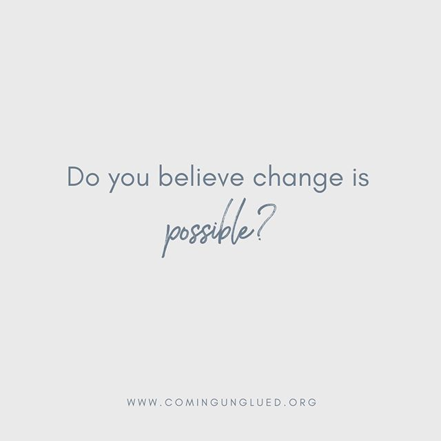 In order to change, we have to believe that it's possible! We have to embrace the mess, the fear, and the unknown for what it is, and move forward anyway. ⠀⠀⠀⠀⠀⠀⠀⠀⠀ ⠀⠀⠀⠀⠀⠀⠀⠀⠀ Do you believe change is possible? We do! ⠀⠀⠀⠀⠀⠀⠀⠀⠀ .⠀⠀⠀⠀⠀⠀⠀⠀⠀ .⠀⠀⠀⠀⠀⠀⠀⠀⠀ . ⠀⠀⠀⠀⠀⠀⠀⠀⠀ #podcast #podcasts #podcasting #coming_unglued_official #kim_anderson_life #life_by_loriz #counselor #lifecoach #nutrition #health #fitness #empowered #courage #vulnerability #work #goals #itunes #podcastlife #nashville #interview #marketing #bossgirls #life #inspiration #relationships #music