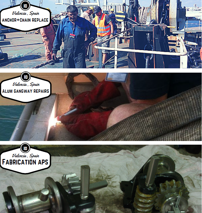 Mechanical jobs -