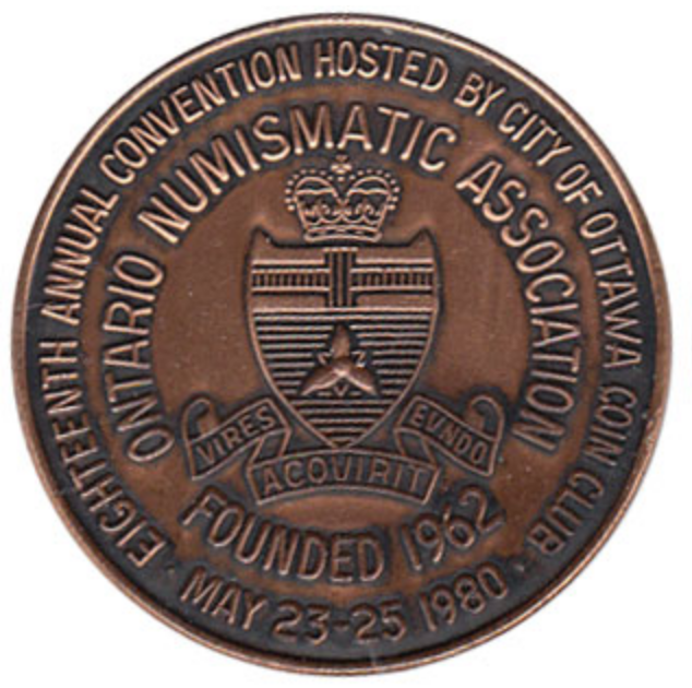 Ontario Numismatic Association -