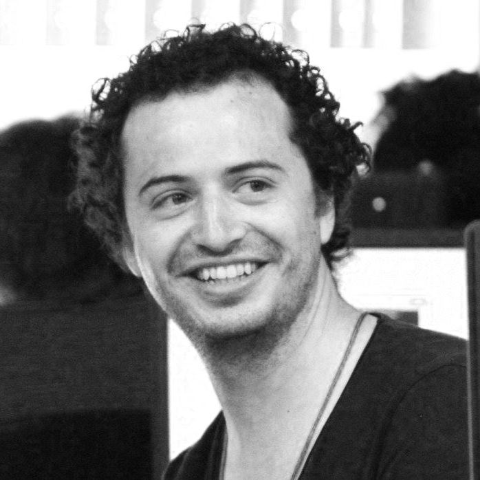 Thomas Sanchez Lengeling  , multidisciplinary and interdisciplinary researcher, artists and engineer. He is currently a Researcher affiliate at the MIT Media Lab in the City Science Group.