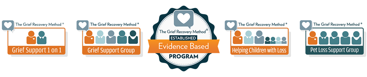 Grief Recover Method Logos