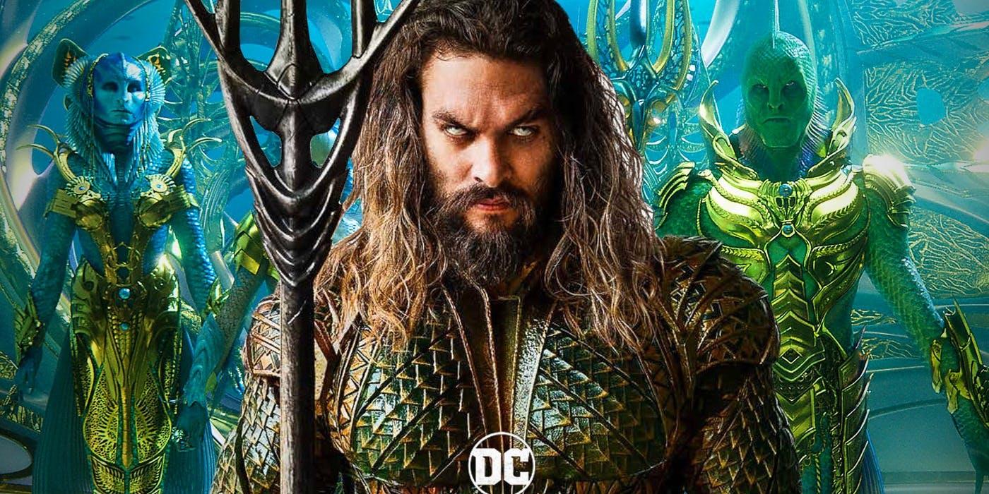 DC's  Aquaman,  2019.
