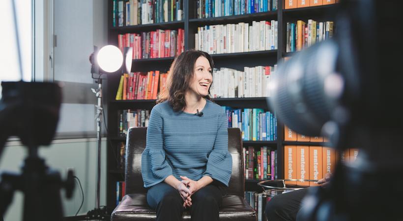 "Elaine Pofeldt, author of ""The Million-Dollar, One-Person Business."""